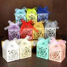 Box, Heart, Love, Gifts