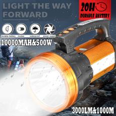 Flashlight, superbrightlamp, Rechargeable, led