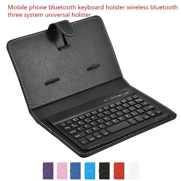 Mobile Phone Universal Keyboard Holster Mobile Phone Bluetooth Keyboard Case Universal Mobile Phone Holder Holster Wish