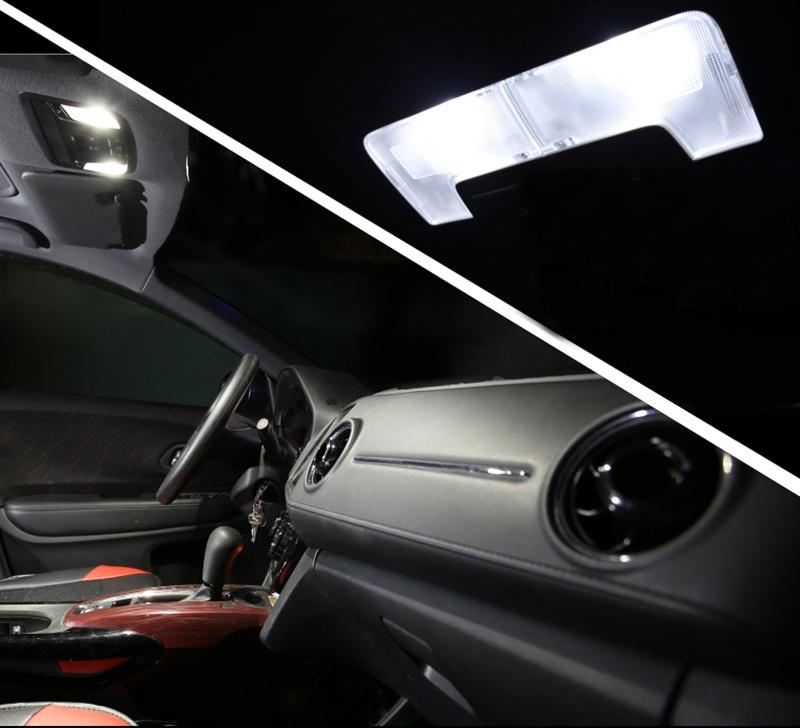 8//16PCS T10 COB W5W LED Car Wedge Width Door Side Light Lamp Bulb White RE