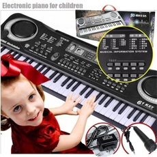 Microphone, kidspiano, Musical Instruments, Electric