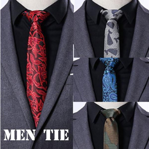 Wedding Tie, men necktie, floraltie, Necktie