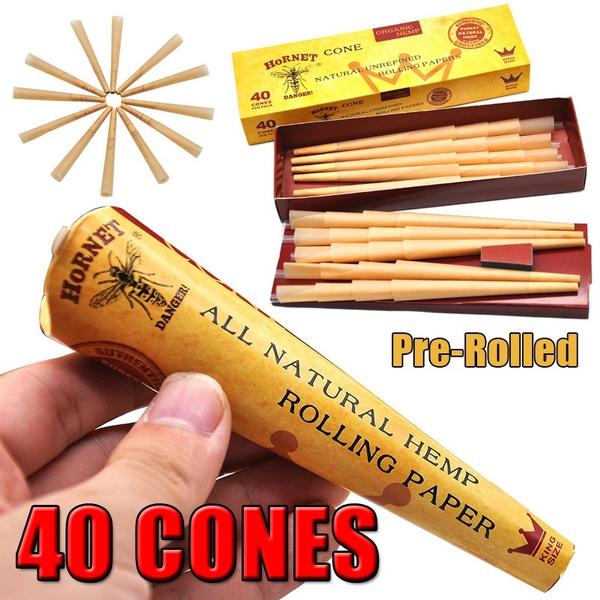 slowburn, King, tobacco, handrolledcigarettepaper