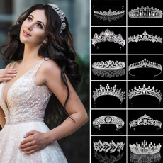 Head Bands, krone, hair jewelry, bridalcrown