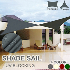 sunshadesail, shadesailcanopy, Triangles, Garden