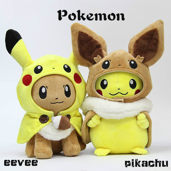 Plush Toys, Toy, Cosplay, Pikachu
