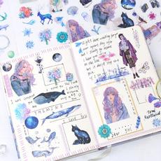 Kawaii, diarydecoration, studentsupplie, Love