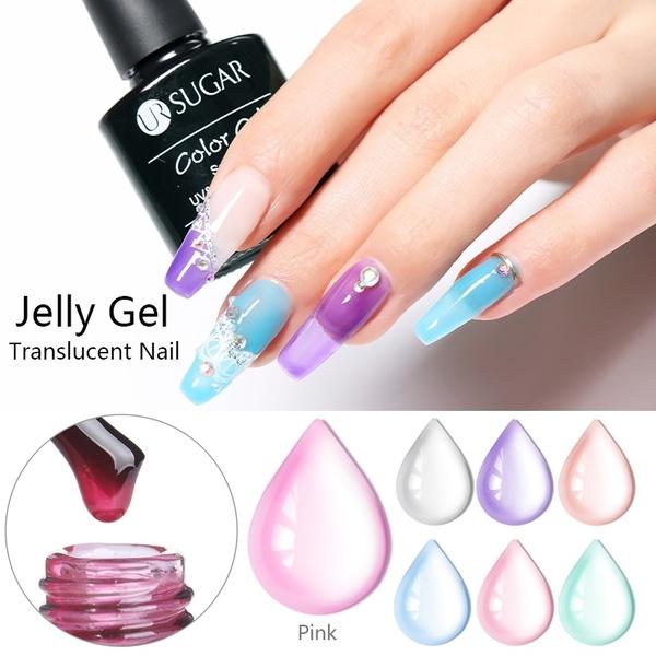 pink, clearnailgel, Fashion, Beauty