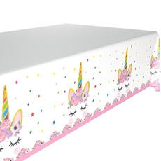 unicornparty, unicornpartysupplie, tablemat, Flowers