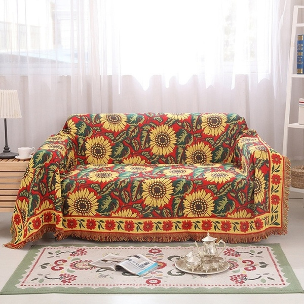 Prime Sunflower Blanket Sleep Cover Blankets Yoga Office Sofa Cover Bed Cover Travel Soft Warm Throw Blanket Forskolin Free Trial Chair Design Images Forskolin Free Trialorg