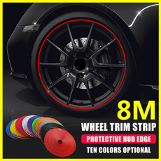 carstyling, Colorful, anticollisionstrip, Cars