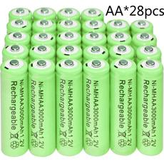 Flashlight, Battery Pack, led, 14500aa