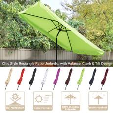 valancesunshadecoverumbrella, aluminumtableumbrella, Umbrella, Garden