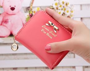 Kawaii, Mini, card holder, Bags