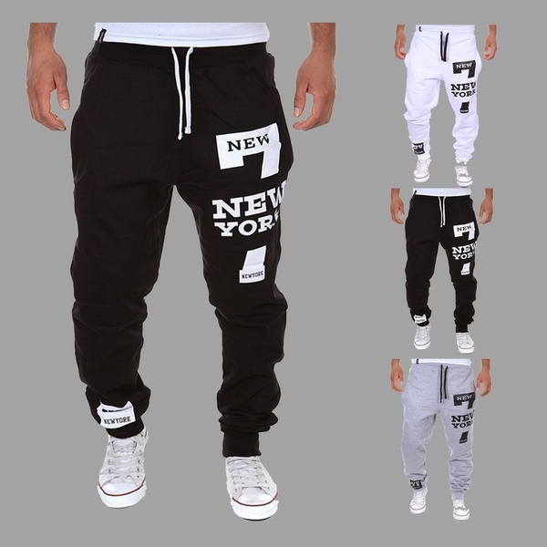 Fashion, sport pants, pants, New York