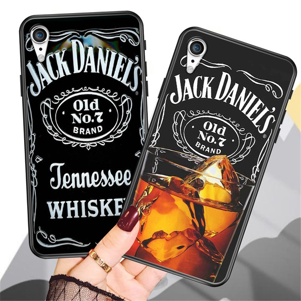 coque iphone xs max jack daniel