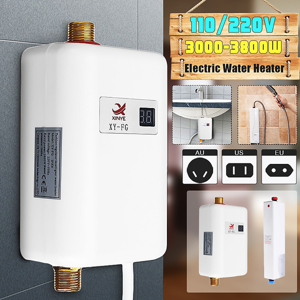 Mini Tankless Instant Hot Water Heater