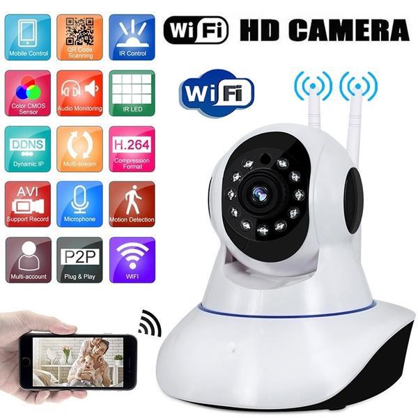 Monitors, nightvisioncamera, Home & Living, cctv