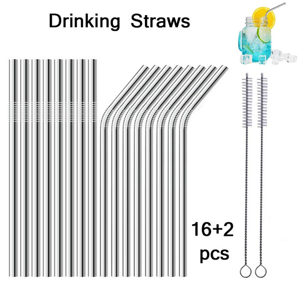Steel, juicestraw, straw, reusablestraw