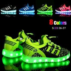 Sneakers, Fashion, led, usb