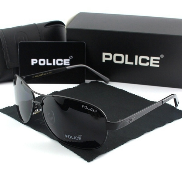 3a48694bd812 2019 New Design Hot Sale Brand POLICE Sunglasses Cool Men's Outdoor&Sports  Metal Frame Sunglasses | Wish