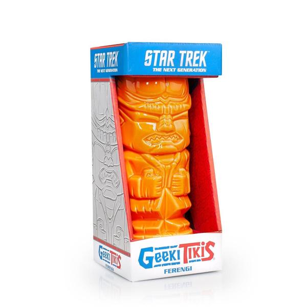 Star Trek TNG Ferengi 14oz Geeki Tikis Ceramic Mug Kitchen ...