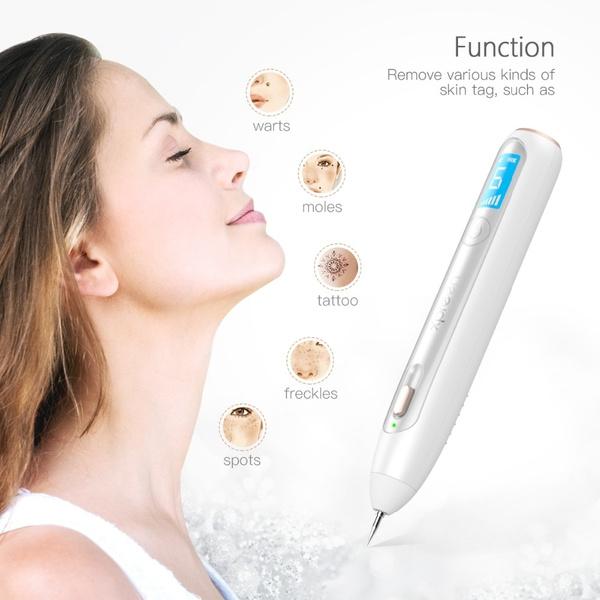 Plasma Pen Xpreen Lcd Laser Plasma Pen Wart Remover Mole Tattoo Remover Machine Skin Tag Removal Spot Cleaner Wish