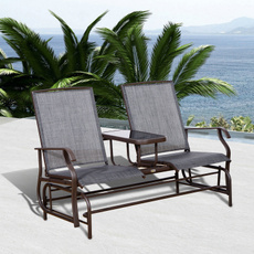 Outdoor, rockingchair, Home & Living, bench