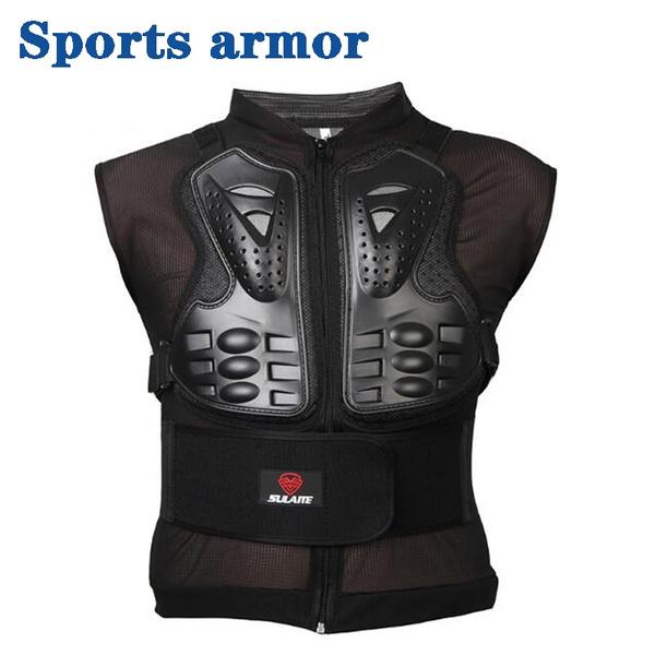 Motocross Sleeveless Racing Body Armor Motorcycle Protective Jacke Armor  clothing cross-country motorcycle racing clothes anti fall armor protective