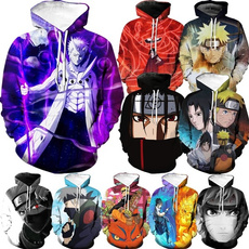 warmsweatshirt, cartoon sweatshirt, pullover hoodie, Anime