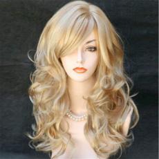 wig, Cosplay, Hair Extensions, heatresistantwig