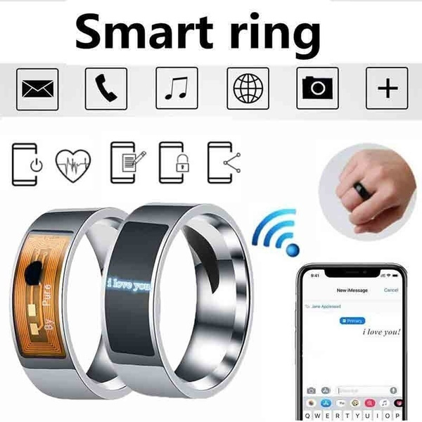 techampgadget, smartring, digitalring, Waterproof