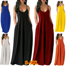 Summer, Plus Size, long dress, plus size dress