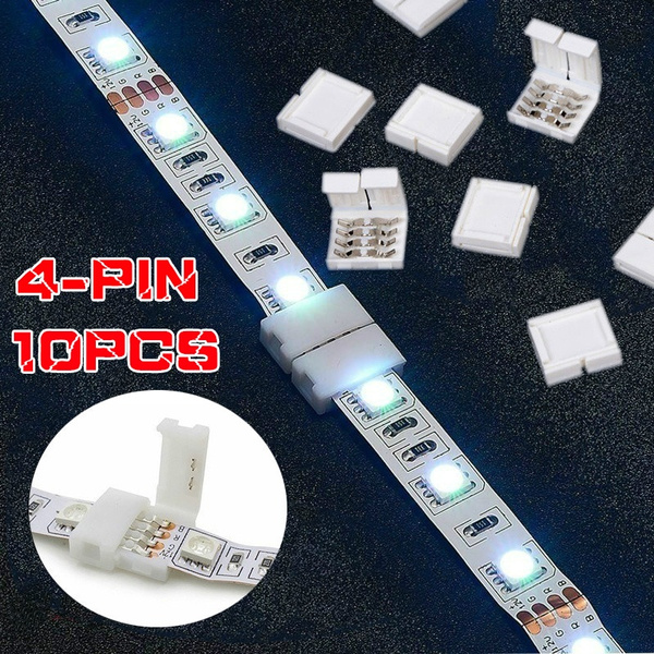 Connector, schnellverbinderadapter, LED Strip, led