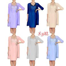 gowns, Plus Size, Lace, Evening Dress
