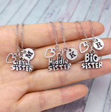 christmaspresent, Gifts, littlesisternecklace, Jewelry