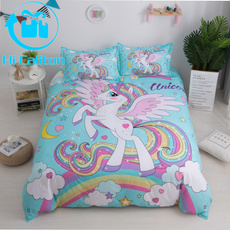 unicornbedsheet, unicornduvetcoverset3d, unicornduvetcover, unicornbeddingforgirl