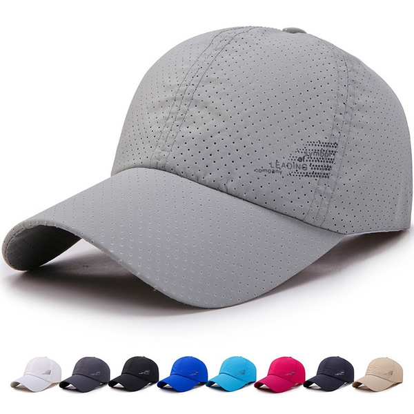 Summer, popularcasualhat, Golf, Breathable