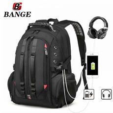 canvasandleatherrucksack, backpack canvas, canvasrucksackbackpack, Earphone
