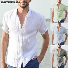 Summer, Fashion, tshirt men, Chinese