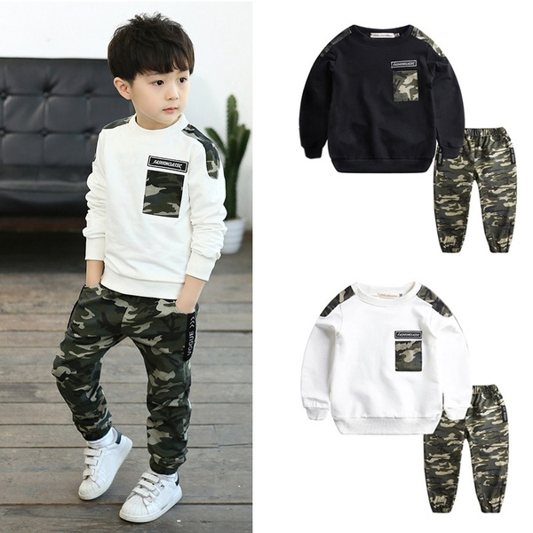 New Fashion 2pc Toddler Boys Clothes Outfit Baby Child Kids Boy Clothing Party Wedding Suits Outfits Sets