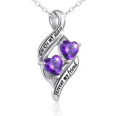 Cubic Zirconia, Gifts For Her, Love, Jewelry