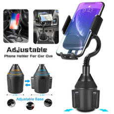 caraccessory, Adjustable, phone holder, cradleholder