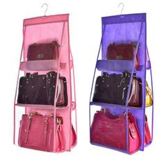 Home Supplies, Closet, hangingorganiser, wallhangingbag