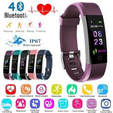 Heart, Monitors, Waterproof, Fitness