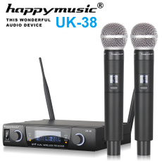handheldmicrophone, uhf, Microphone, microphonesystem
