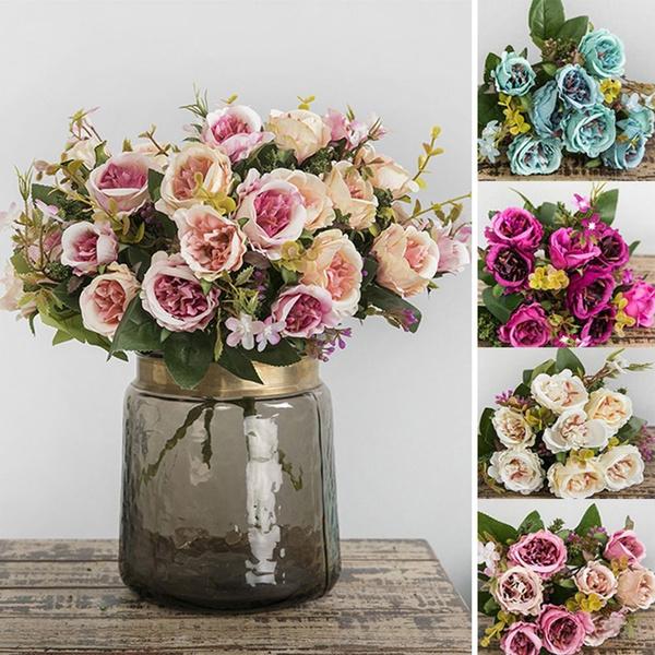 Home & Kitchen, festiveamppartysupplie, Flowers, Home Decor