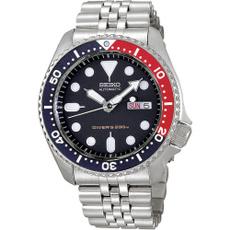 Waterproof Watch, Automatic Watch, Watch, seikowatch