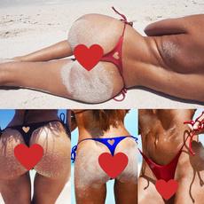 Summer, women swimwear, women beachwear, Thong