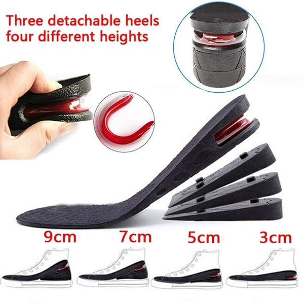 Height Boosting Insoles 1 Pair 3cm-9cm